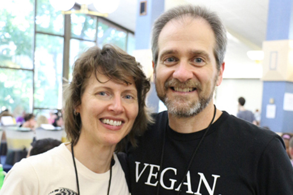 The place to learn about healthy vegan living